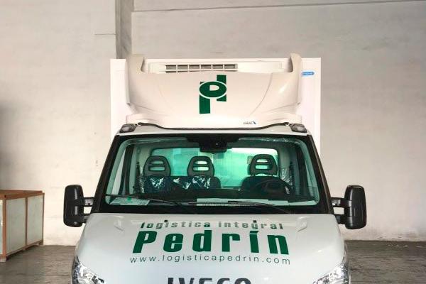 Vehículos Transporte de mercacias en Canarias