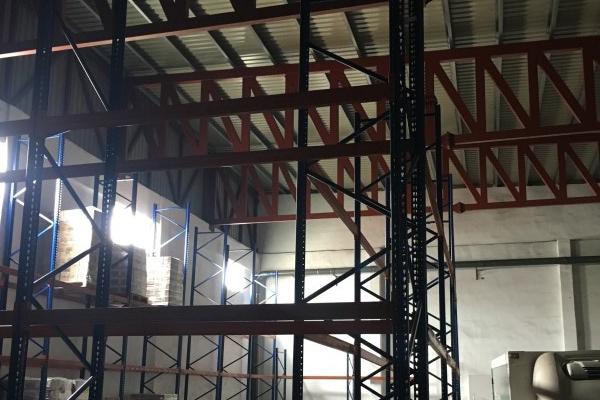 Instalaciones Logistica Pedrin en Fuerteventura y Lanzarote
